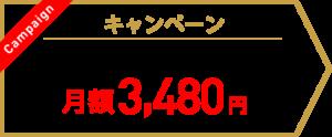 選べる24ヶ所オーダーメイド脱毛月額3,480円