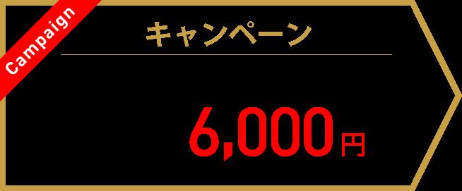 VIO・5脱毛2回プラン通常29,376円が6,000円
